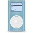 iPod Mini 2G  Blue