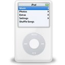 iPod Video-White