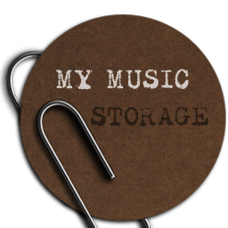 MY MUSIC STORAGE