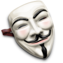 Guy Fawkes Mask 面具