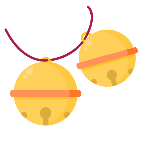 party_newyears_ball_bell_铃铛